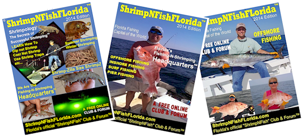 A FREE Interactive Online Fishing AND Shrimping Magazine With Daily Updates